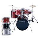 BATTERIE LUDWIG ACCENT CS SILVER