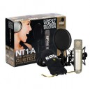 Rode NT1A microphone studio bundle