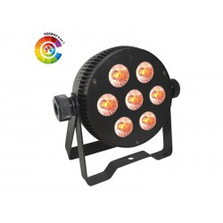 Power Lighting PAR SLIM 7x10W HEXA