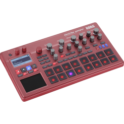 Korg - ELECTRIBE2-RD rouge