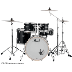 "Pearl Export Fusion 20"" Jet Black"