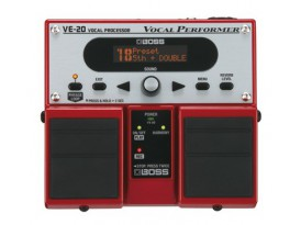Boss VE-20: Vocal Pro
