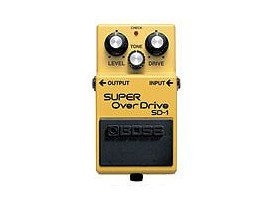 Boss SD-1: SUPER OverDrive