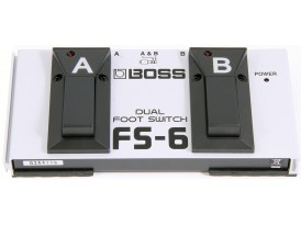 Boss foottswitch FS-6 double