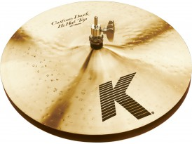 Zildjian K0943 K Custom Dark 14""