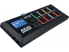 Akai MPX8 lecteur sample carte SD