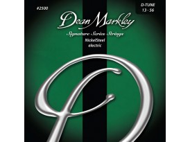 Dean Markley nickel steel DT