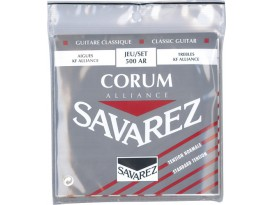 Savarez alliance corum rouge