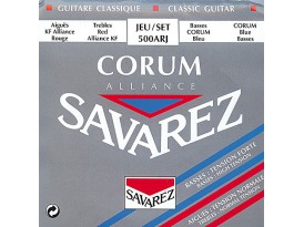 Savarez Alliance Corum rouge/bleu
