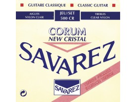 Savarez Cristal Corum rouge