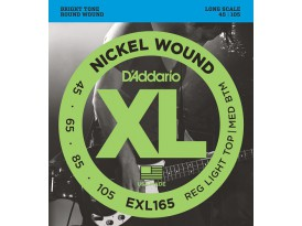 D'Addario EXL nickel soft regular