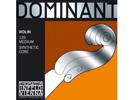 Dominant violon jeu 3/4