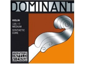 Dominant violon jeu 1/2