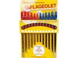 Flageolet nickel tonalité SOL