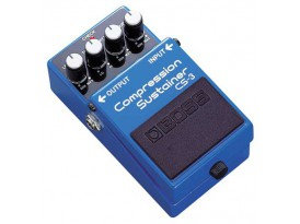 Boss CS-3: Compression/Sustainer