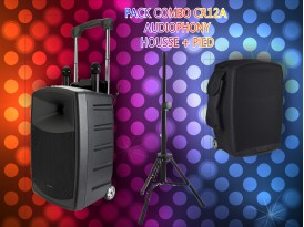 Audiophony Pack CR12A-COMBO