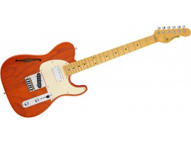 G&L TASCBSH-CLO-M Clear Orange