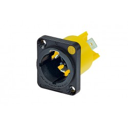 Neutrik NAC-3MPX male IP65