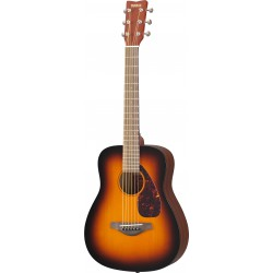 Yamaha JR2-TBS folk sunburst 1/2