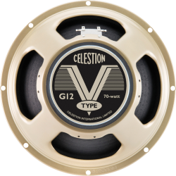 Celestion - G12-VTYPE-8 guitare