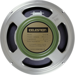 Celestion - G12M-GREENB-15 guitare