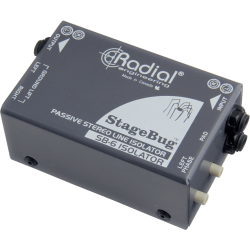 Radial - SB-6-ISOLATOR Stagebug
