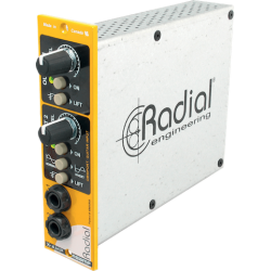 Radial - X-AMP-500 Format 500