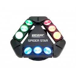 Power Lighting SPIDER STAR