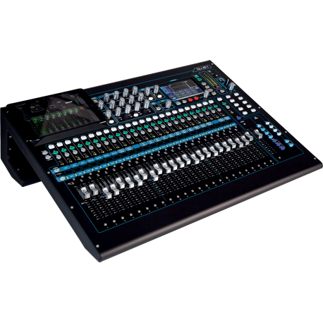 Allen & Heath QU-24 Chrome Edition