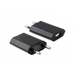 Chargeur bipolaire USB 5V - 1A - No