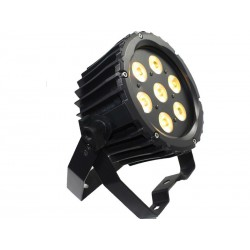Power Lighting PAR SLIM 7x8W QUAD