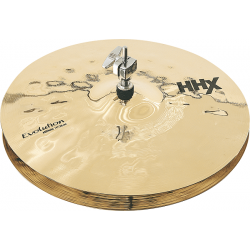 "Sabian HHX Evolution 14"" hi hat"