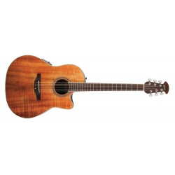 Ovation CS24P-FKOA Figured Koa