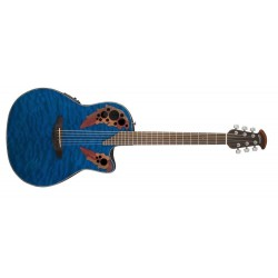 Ovation CE44P-8TQ Blue transparent