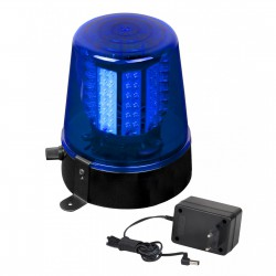Jb Systems LED POLICE LIGHT BLUE
