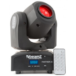 BeamZ PANTHER 25 Lyre LED SPOT