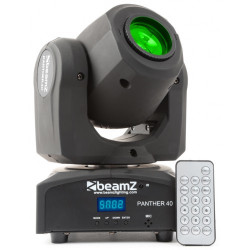 BeamZ PANTHER 40 Lyre LED SPOT