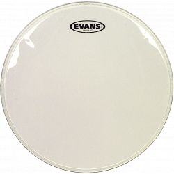 "Evans Peau Tom 10"" G2 Clear"