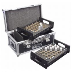 Dap Audio FlightCase 48 adaptateurs