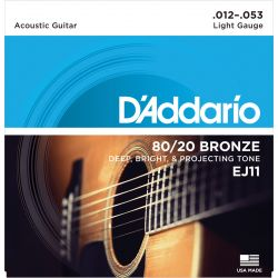 D'Addario bronze light