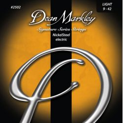 Dean Markley nickel steel light