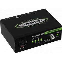 M-Audio MIDISPORT2X2