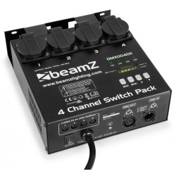 BeamZ Switch Pack II DMX512