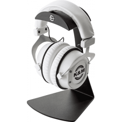 K&M - 16075 support casque