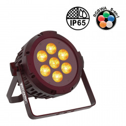 Power Lighting PARSLIM 7x10W IP65