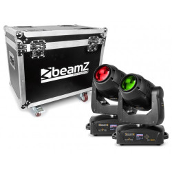 BeamZ IGNITE150B Pack 2 Lyre Flight