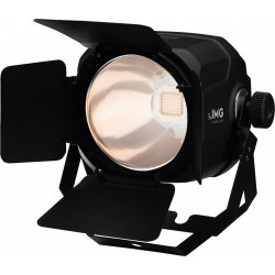 Projecteur LED COB 100W banc chaud