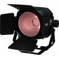 Projecteur LED COB 100W RGB