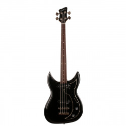 Godin Dorchester 4 String Solid Body Basses Black RN