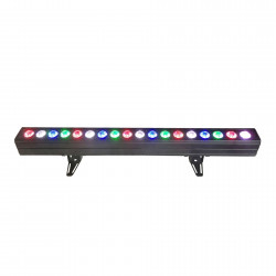 Power Ligthing BARRE LED 18X15W Q